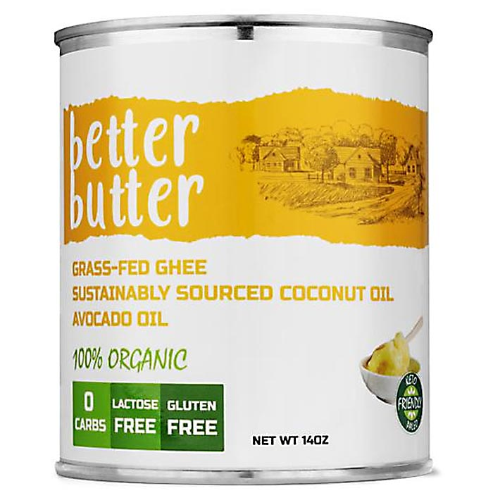 Image of Ketosports Better Butter 418ml