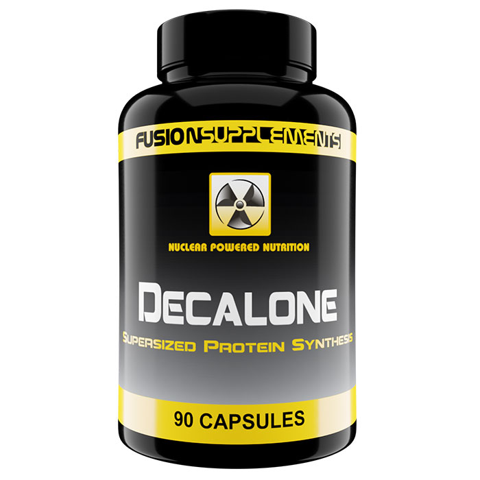 Image of Fusion supplements Decalone 90 Capsules