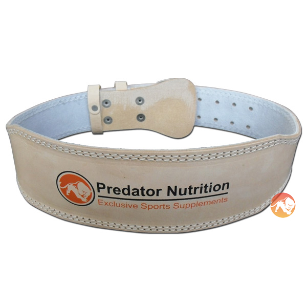 Predator Leather Belt - L