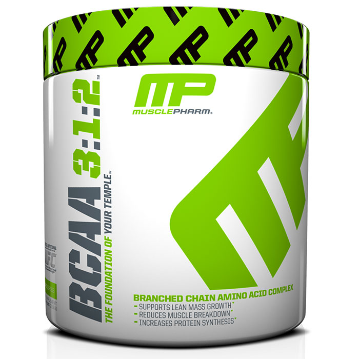 Image of MusclePharm BCAA 3:1:2 - 30 Servings