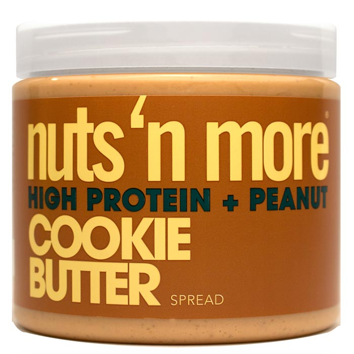 Image of Nuts'n more Nuts n More Cookie Butter 454g