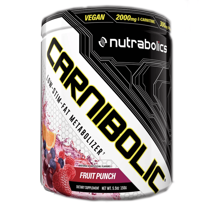 Image of Nutrabolics Carnibolic 30 Servings Fruit Punch