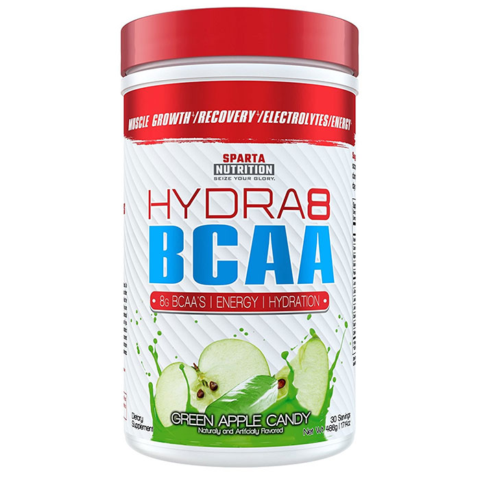 Image of Sparta Nutrition Hydra 8 30 Servings Green Apple