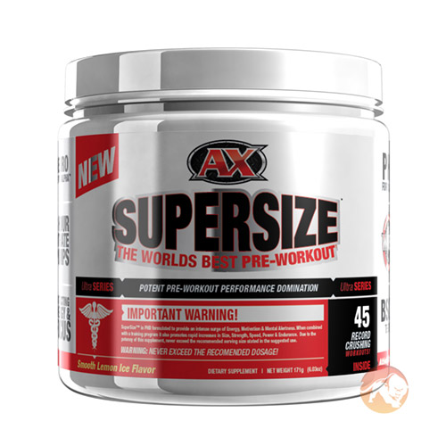 Image of Athletic Xtreme SuperSize 45 Servings Smooth Lemon Ice