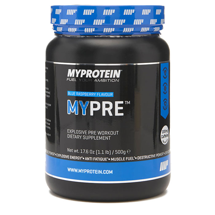 Mypre 500g Blue Raspberry