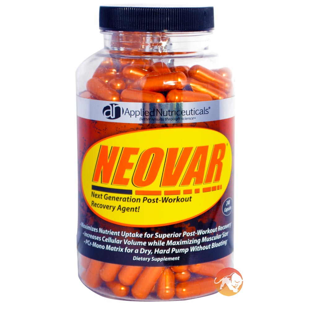 Image of Applied Nutriceuticals Neovar 110 Caps