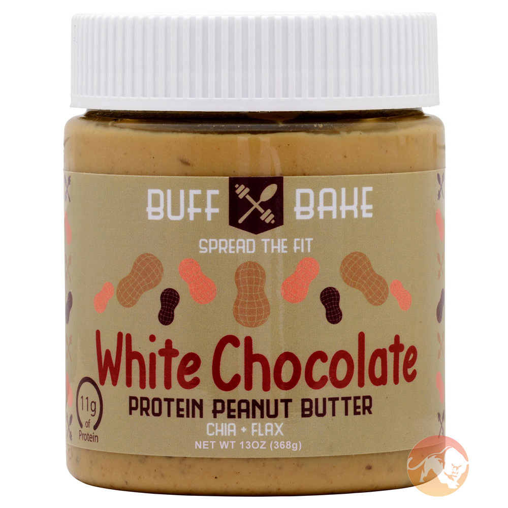 White Chocolate Peanut Butter 368g
