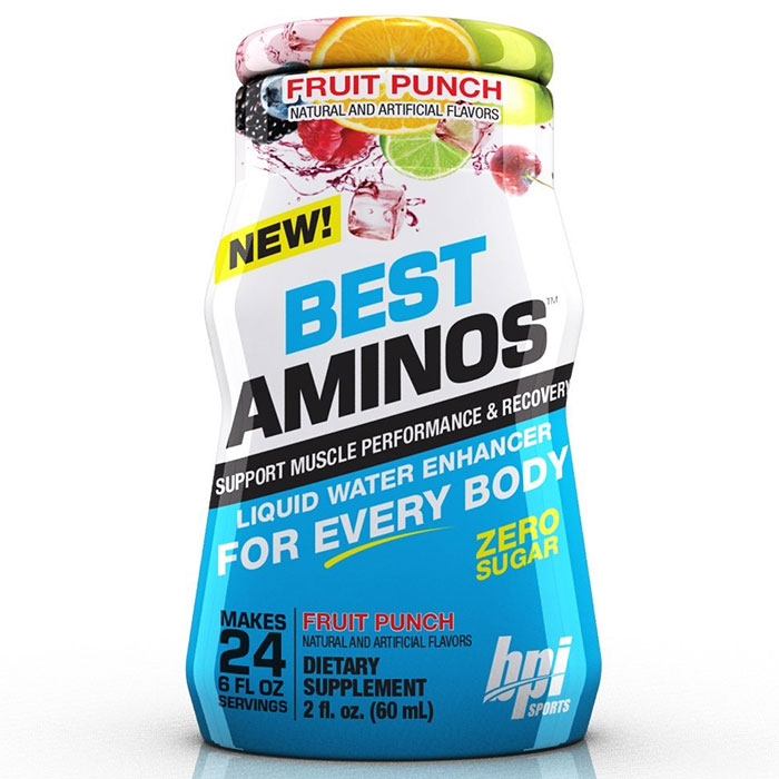 Liquid Water Enhancers Aminos Snowcone