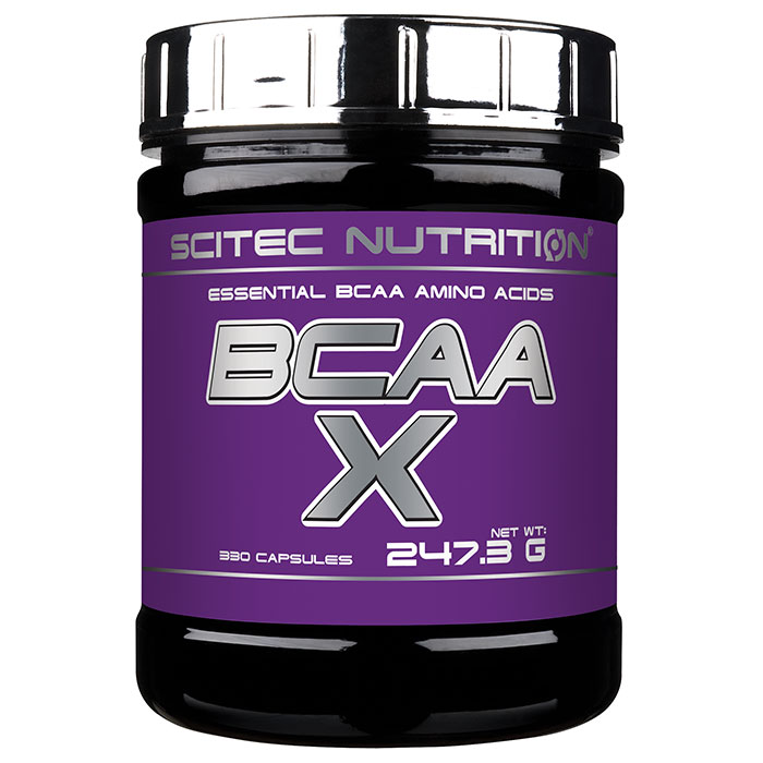 Image of Scitec Nutrition BCAA-X 330 Caps