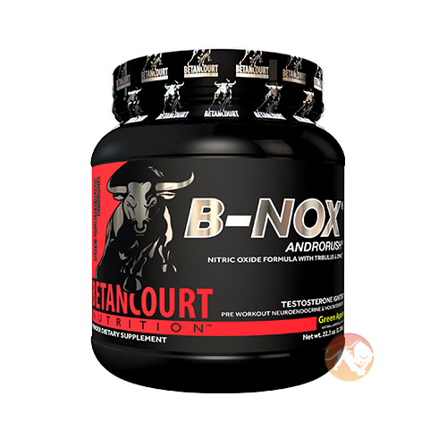 B-Nox Androrush 35 Servings Green Apple