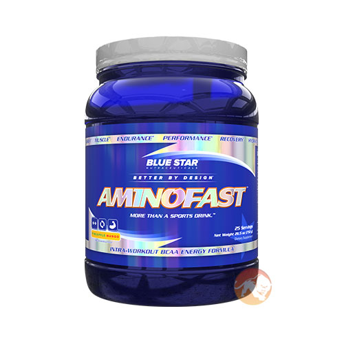 AminoFast 25 Servings Pink Lemonade
