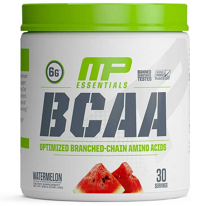 Image of MusclePharm BCAA 3:1:2 180 Caps