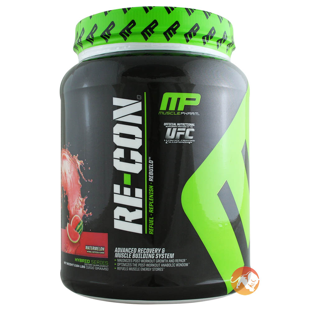Recon 2.64lb Muscle Pharm Orange & Mango
