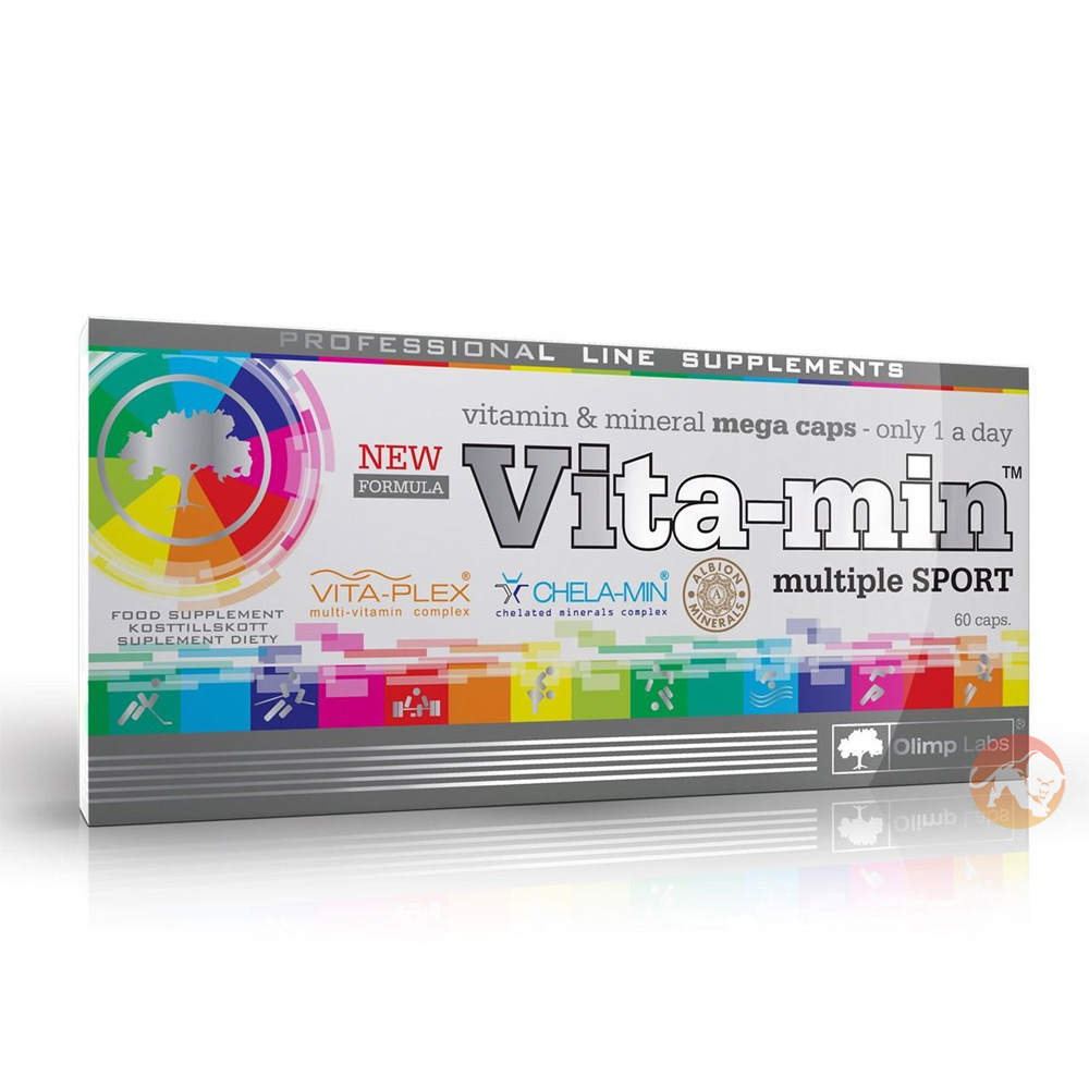 Image of Olimp Sports Nutrition Vita-Min Multiple Sport 60 Caps