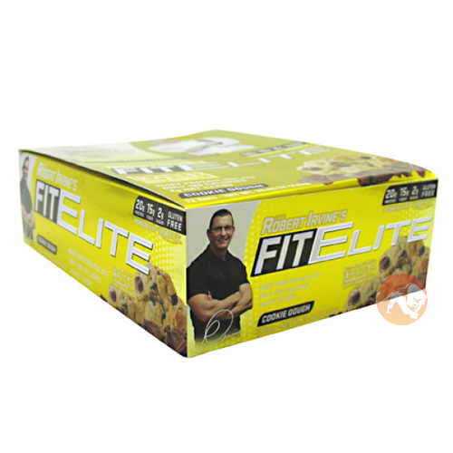 Fit Elite Bars 1 Bar Cookie Dough
