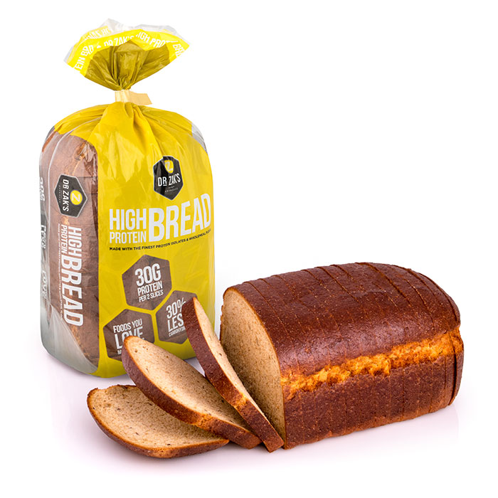 Image of Dr Zaks Protein Bread Loaf