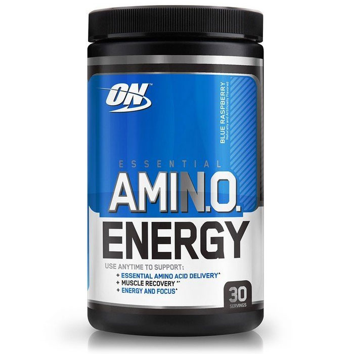 Amino Energy Exclusive Flavours 30 Servings Blue Raspberry