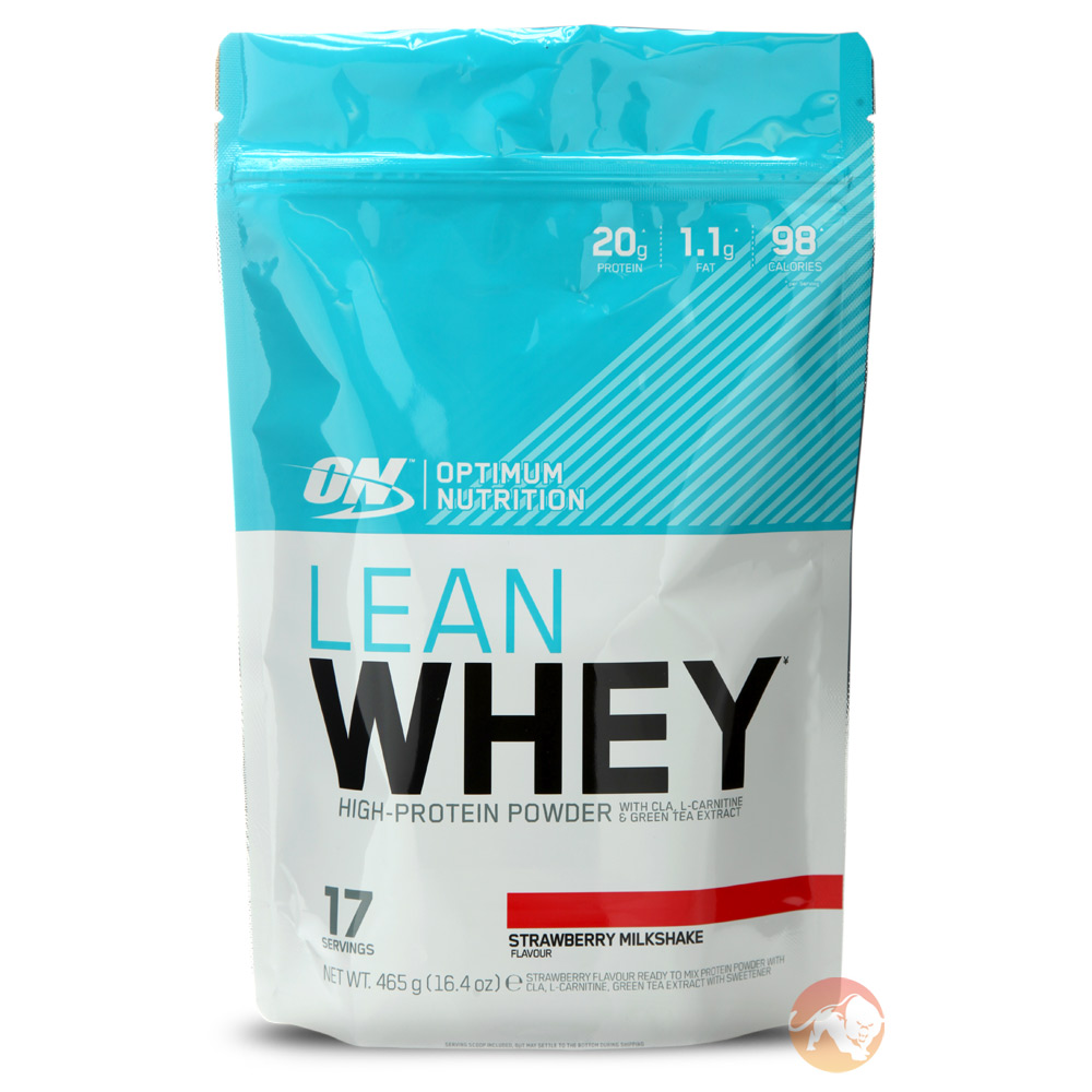 Lean Whey 465g - Chocolate Milkshake