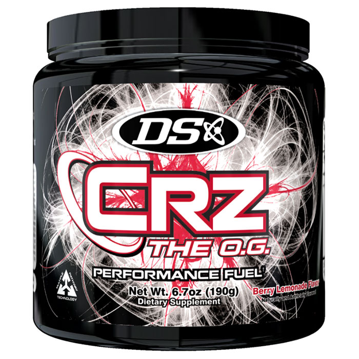 Image of Driven Sports Crz OG 30 Servings Berry Lemonade