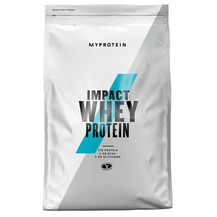 Impact Whey Protein Vanilla and Raspberry 1kg - Do not use