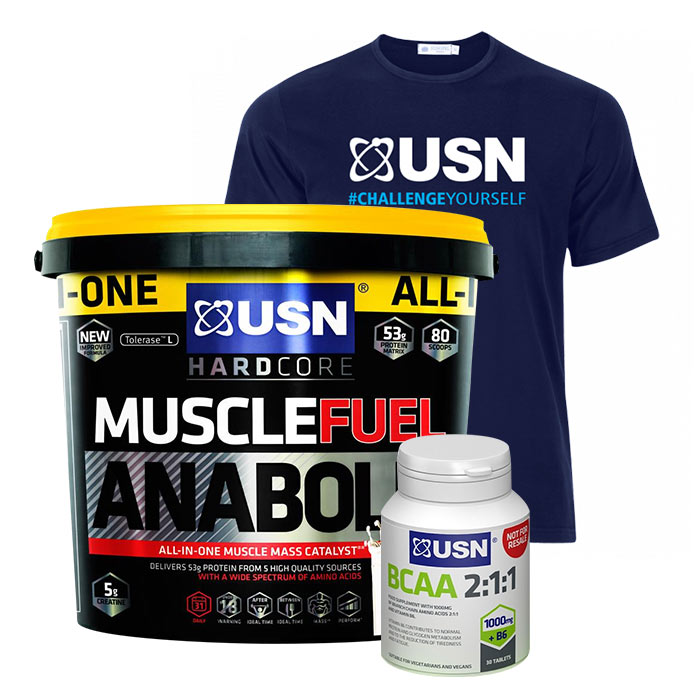 Muscle Fuel Anabolic 5.32kg Variety