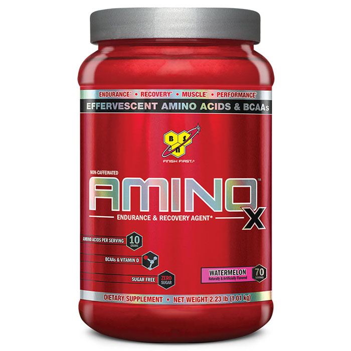 Image of BSN Amino X 70 Servings Watermelon