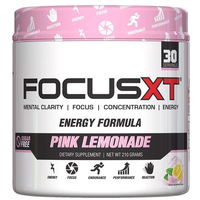 Focus XT 30 Servings Pink Lemonade