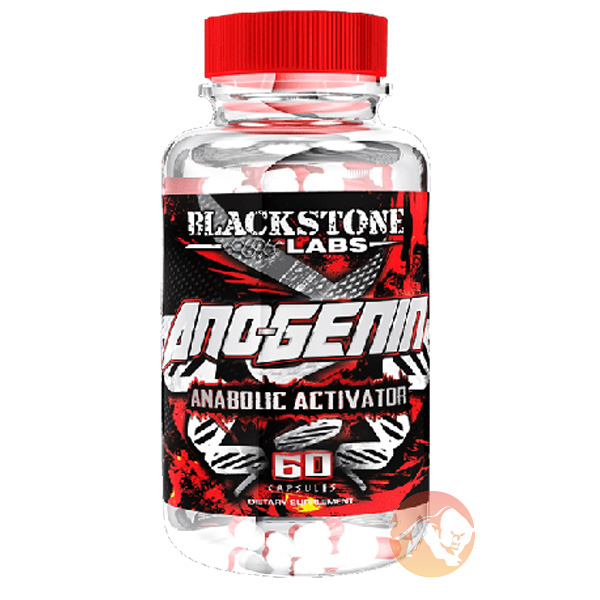 Image of Blackstone Labs Anogenin 60 Capsules