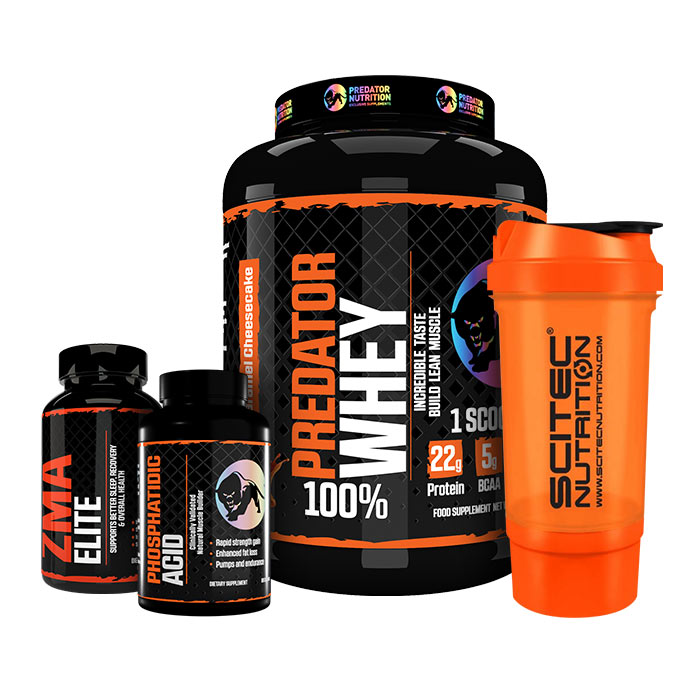 Muscle Gain Bundle worth £80