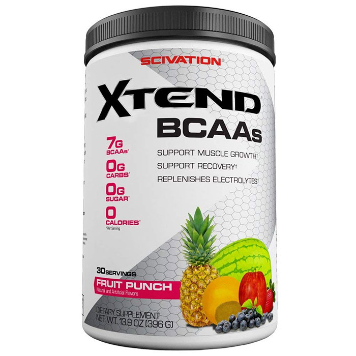Image of Scivation Xtend 30 Servings Fruit Punch