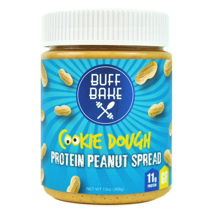 Image of Buff Bake Cookie Dough Peanut Spread 368g