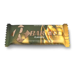 R Bar Flapjacks 1 Bar - Cherry Almond