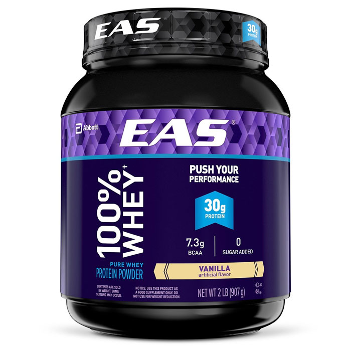 Image of EAS 100% Whey Protein 907g Vanilla