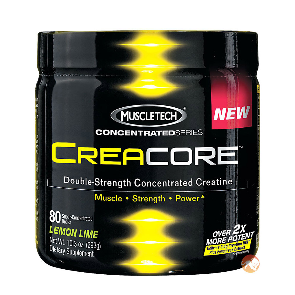 Creacore Creatine 120 Servings Fruit Punch Fusion