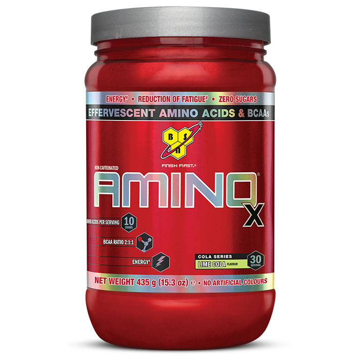 Amino X 30 Servings Lime Cola