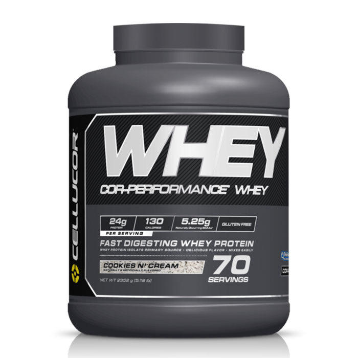 Cor-Performance Whey 28 Servings Whipped Vanilla Cream