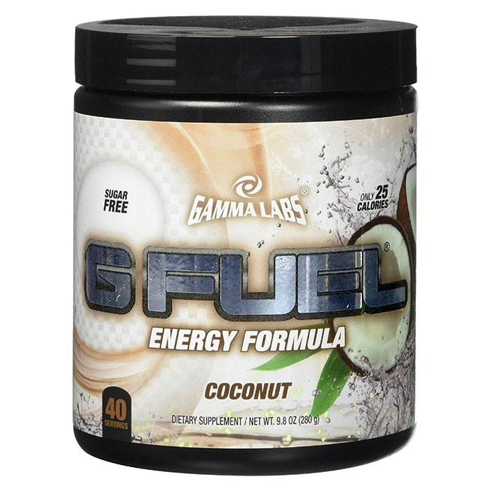 G Fuel 40 Servings-Peach Mango