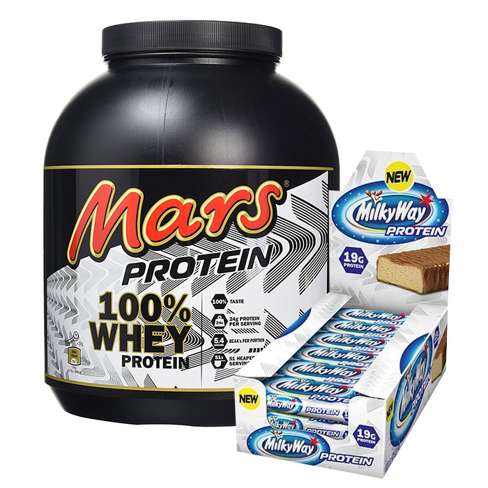 Image of Mars Mars Protein Powder 1.8kg
