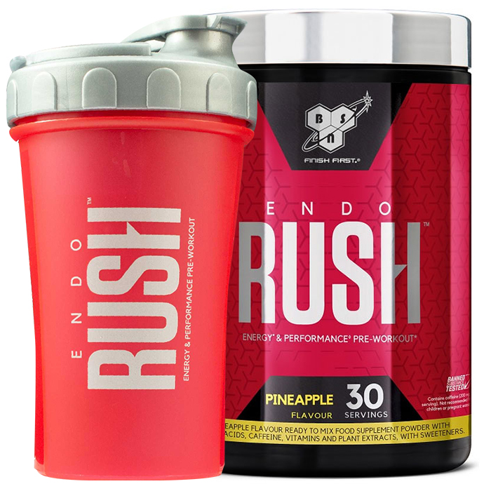 Endorush 30 Servings Cherry Limeade