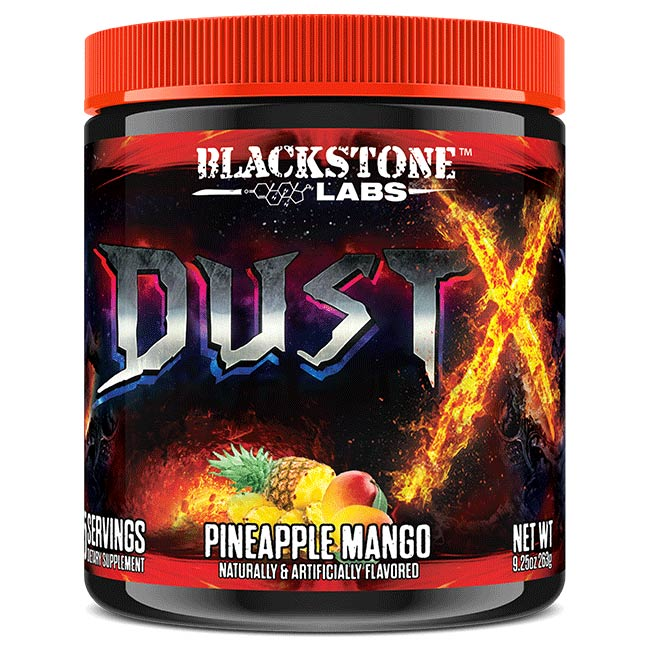 Dust X 25 Servings Pineapple Mango