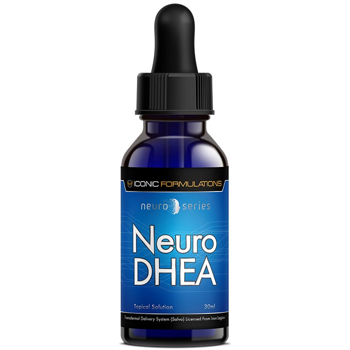 Image of Iconic Formulations Neuro DHEA 30ml