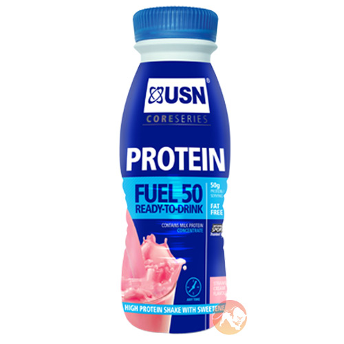Protein Fuel 50 - Strawberry