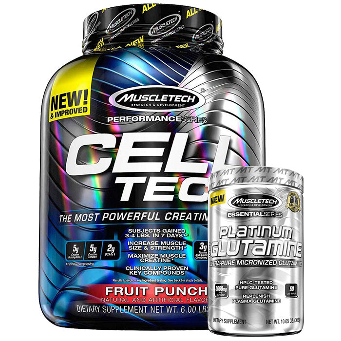 Image of Muscletech Cell-Tech Performance Series 2.7kg - Fruit Punch