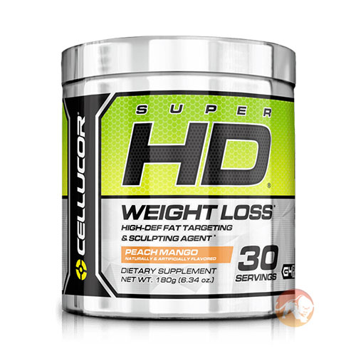 Super HD Powder 30 Servings Strawberry Lemonade