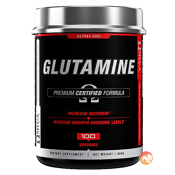 Image of Omega Sports Alpha Series Glutamine 1Kg