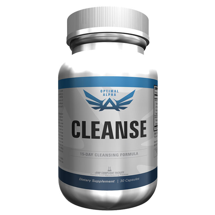 Image of IMSOALPHA Cleanse 30 Caps