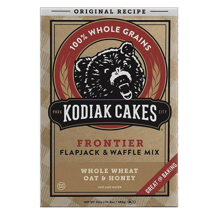 Image of Kodiak Cakes Power Cakes 6 Servings Oat And Honey