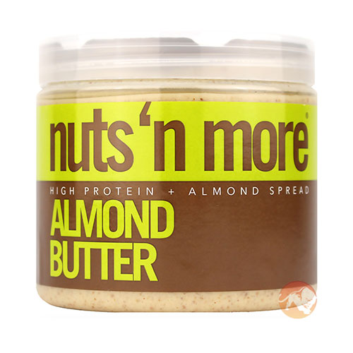 Image of Nuts'n more Nuts n More Almond Butter 454g