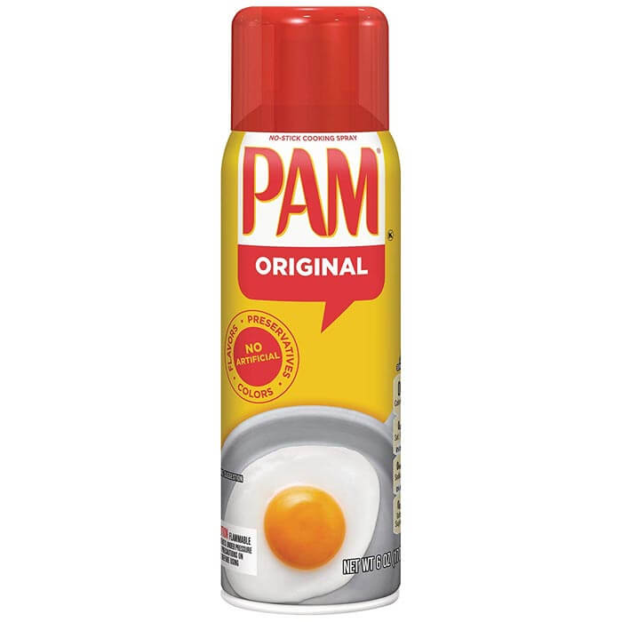 Image of PAM PAM Original Cooking Spray 170ml