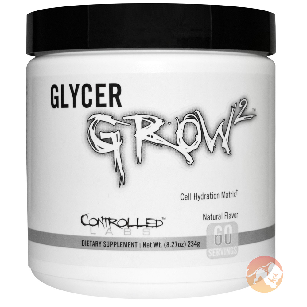 Image of Controlled Labs Glycergrow 2 60 Servings